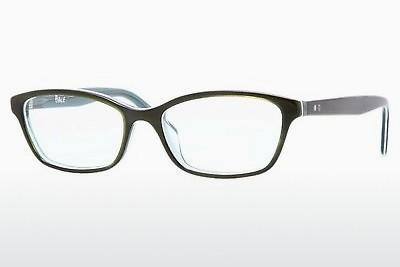 Brille Paul Smith IDEN (PM8219 1426) - Grün, Braun, Havanna, Blau