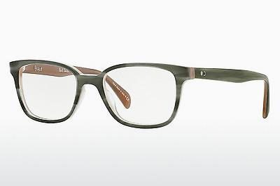 Brille Paul Smith LOGGAN (PM8222U 1444) - Grün, Transparent, Weiß