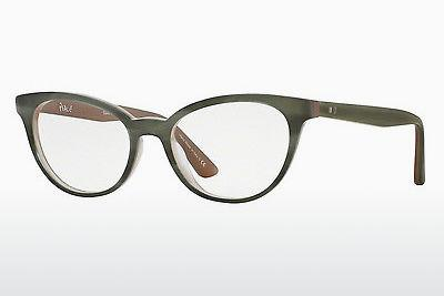 Brille Paul Smith JANETTE (PM8225U 1444) - Grün, Transparent, Weiß