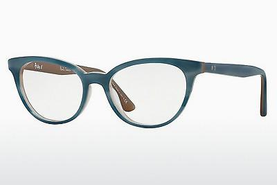 Brille Paul Smith JANETTE (PM8225U 1449) - Blau, Transparent, Weiß