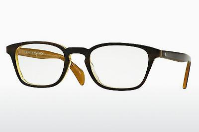 Brille Paul Smith GOSWELL (PM8249U 1092) - Schwarz, Braun, Havanna, Gold