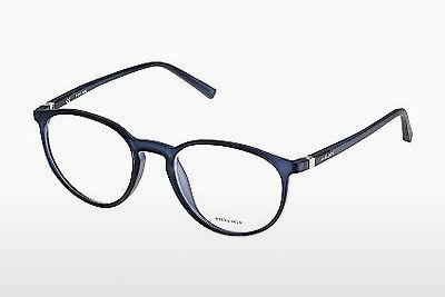 Brille Police PERCEPTION 2 (V1973 T31M) - Blau, Transparent