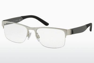 Brille Polo PH1168 9010 - Silber