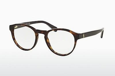 Brille Polo PH2128 5491 - Braun, Havanna