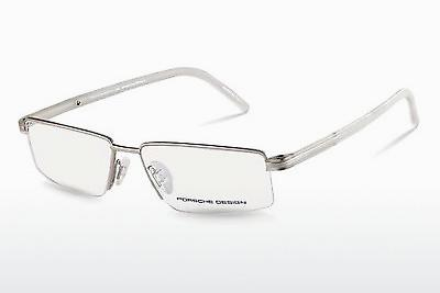 Brille Porsche Design P8126 B - Silber, Transparent