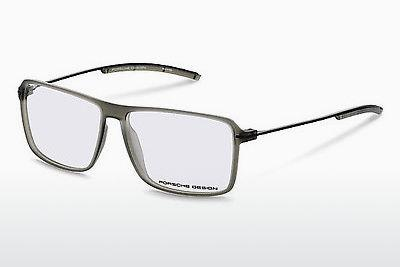 Brille Porsche Design P8295 C - Grau, Transparent