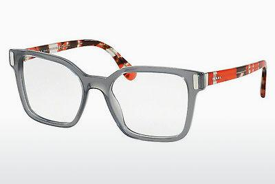 Brille Prada PR 05TV TKY1O1 - Transparent, Grau