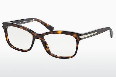 Brille Prada ARROW (PR 10RV 2AU1O1) - Braun, Havanna