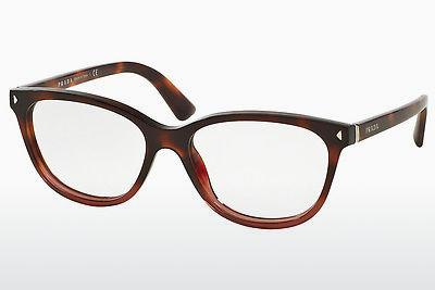 Brille Prada JOURNAL (PR 14RV TWC1O1) - Braun, Havanna