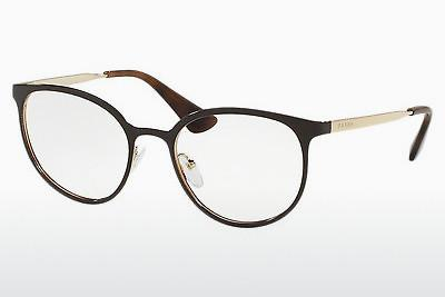 Brille Prada Cinema (PR 53TV DHO1O1) - Braun, Gold