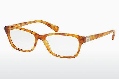 Brille Ralph RA7079 1586 - Gelb, Havanna, Orange