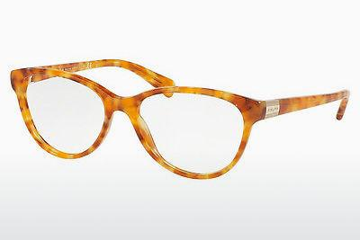 Brille Ralph RA7080 1586 - Gelb, Havanna, Orange
