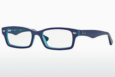 Brille Ray-Ban Junior RY1530 3587 - Blau, Transparent