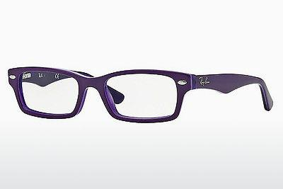 Brille Ray-Ban Junior RY1530 3589 - Purpur, Violet