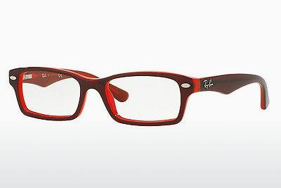 Brille Ray-Ban Junior RY1530 3664 - Rot