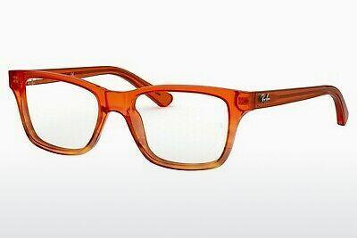 ray ban brille rot blau