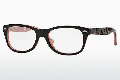 Brille Ray-Ban Junior RY1544 3580 - Schwarz