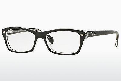 Brille Ray-Ban Junior RY1550 3529 - Schwarz, Transparent
