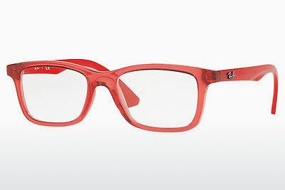 Brille Ray-Ban Junior RY1562 3687 - Transparent, Rot