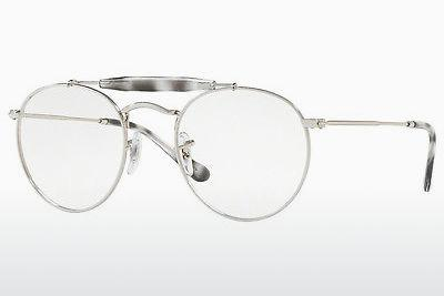 Brille Ray-Ban RX3747V 2501 - Silber