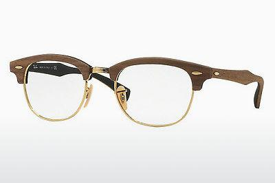 Brille Ray-Ban CLUBMASTER (RX5154M 5560) - Braun