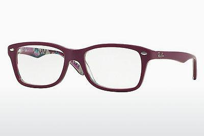 Brille Ray-Ban RX5228 5408 - Purpur, Violet