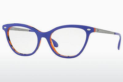 Brille Ray-Ban RX5360 5716 - Purpur, Braun, Havanna, Orange