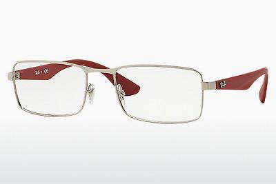 Brille Ray-Ban RX6332 2538 - Silber