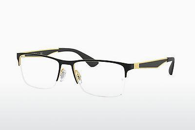 Brille Ray-Ban RX6335 2890 - Gold