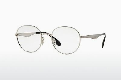 Brille Ray-Ban RX6343 2595 - Silber