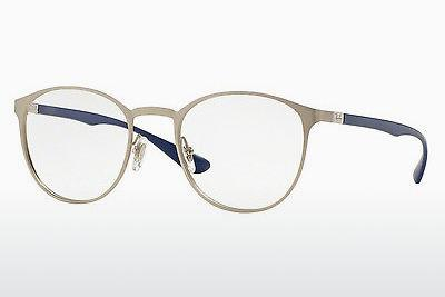 Brille Ray-Ban RX6355 2538 - Silber