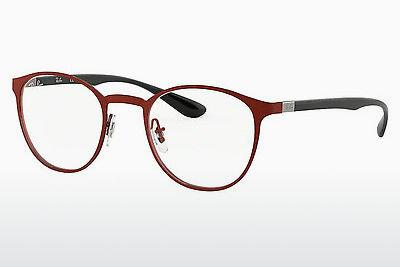 Brille Ray-Ban RX6355 2922 - Rot