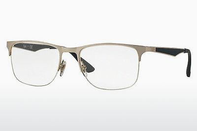 Brille Ray-Ban RX6362 2595 - Silber