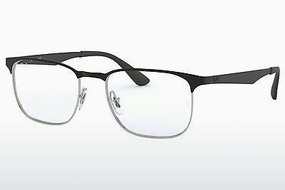 Brille Ray-Ban RX6363 2861 - Silber