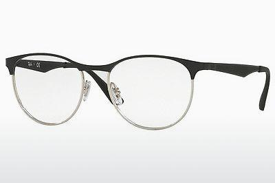 Brille Ray-Ban RX6365 2861 - Silber