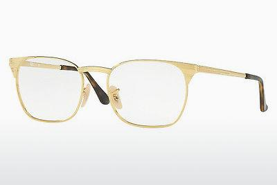 Brille Ray-Ban RX6386 2500 - Gold
