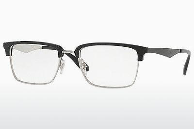 Brille Ray-Ban RX6397 2932 - Silber