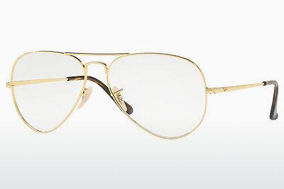 Brille Ray-Ban RX6489 2500 - Gold