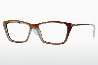 Brille Ray-Ban SHIRLEY (RX7022 5497) - Rot