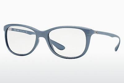 Brille Ray-Ban RX7024 5251 - Weiß, Horn