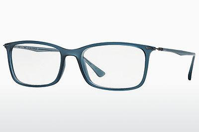 Brille Ray-Ban RX7031 5400 - Transparent, Blau
