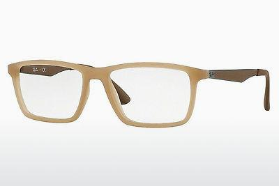 Brille Ray-Ban RX7056 5646 - Gelb