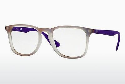 Brille Ray-Ban RX7074 5600 - Purpur, Violet
