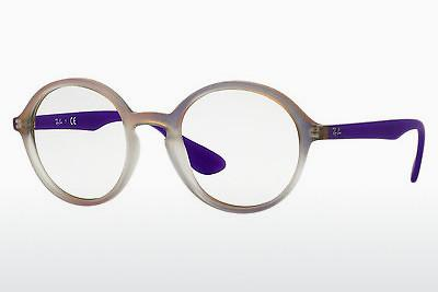 Brille Ray-Ban RX7075 5600 - Purpur, Violet