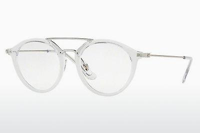 Brille Ray-Ban RX7097 2001 - Weiß, Transparent