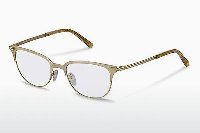 Brille Rocco by Rodenstock RR204 C - Gold, Braun