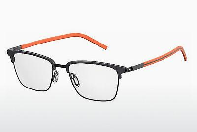 Brille Safilo SA 1076 WP5 - Grau, Orange