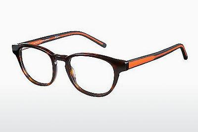 Brille Seventh Street S 250 Q3E - Orange, Braun, Havanna