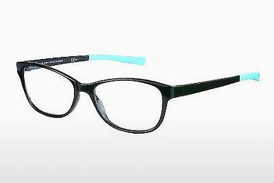 Brille Seventh Street S 252 D28 - Schwarz