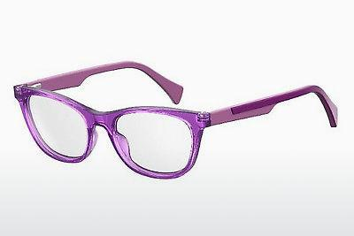 Brille Seventh Street S 261 32A - Purpur